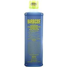 BARBICIDE Salon Disinfectant Anti Rust Formula Tool Sterilizer Cleaner Hospital