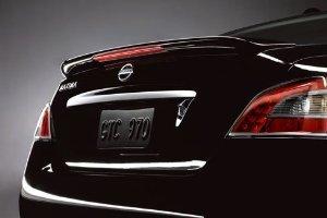 2010-2013 Nissan Maxima Rear spoiler weatherstrip trunk lid 84830-9N00B (Lid Weatherstrip Trunk)