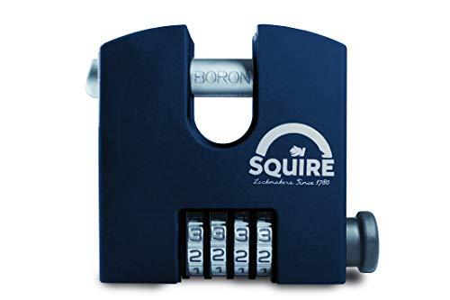 - Squire Locks SHCB65 Stronghold Hi-Security Padlocks, Black