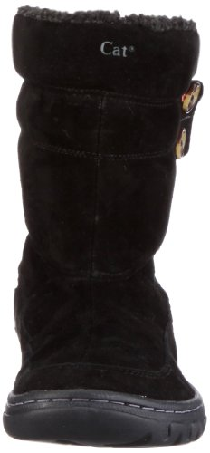 Black Trimmed Women's Boots Shayna Caterpillar Fur O7ZF6q