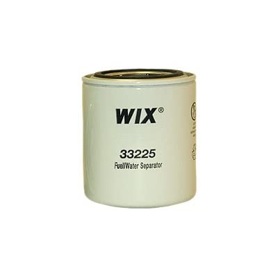WIX Filters - 33225 Heavy Duty Spin On Fuel Water Separator, Pack of 1: Automotive