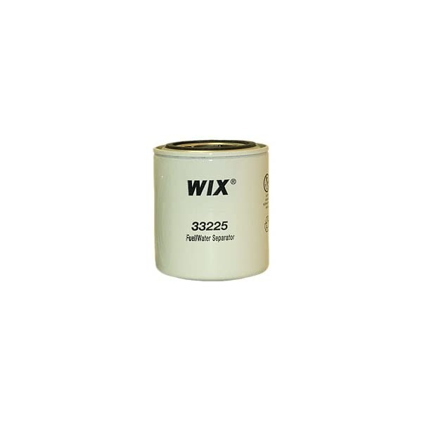 WIX Filters Pack of 1 33940 Heavy Duty Spin On Fuel Water Separator