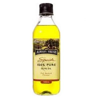 Always Fresh Pure Olive Oil 500ml