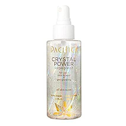 PACIFICA Crystal Power Hydro Mist 4fl oz, pack of 1