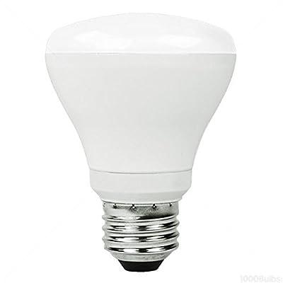 Dimmable LED - 10 Watt - R20 - 65W Equal - 650 Lumens - 2400K Warm White - TCP LED10R20D24K