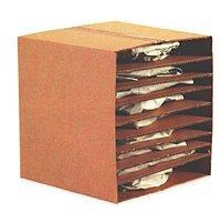 Aviditi SP911 Corrugated Layer Pads, 9 7/8