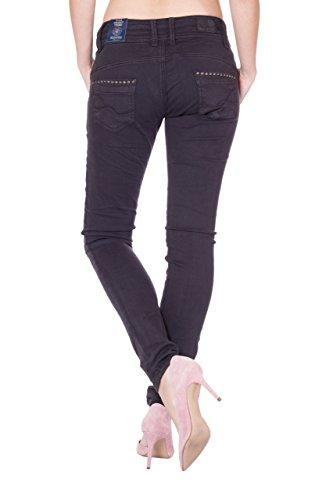 Uni Jeans Skinny Noir Blue Monkey Jeans Femme qTw4E4SIx