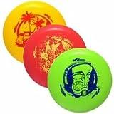 Wham-O Frisbee 110 Gram Malibu Flying Disc, Colors Vary