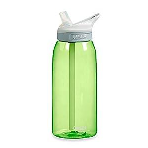 CamelBak eddy 1-Liter Water Bottle in Grass Green