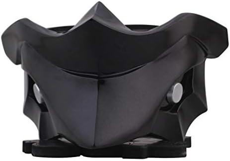 Amazon Com Gmasking Tokyo Ghoul Ayato Kirishima Black Cosplay Mask 1 1 Replica Clothing