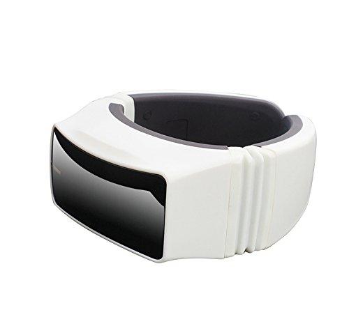 Zorvo Wireless Remote Control Neck Massager Cervical Vert...