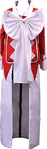 Pandora Hearts Alice Lolita Cosplay Costume Dress red