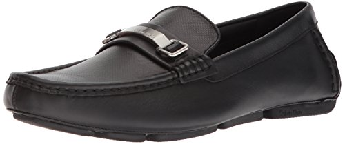 Style Loafer Klein Driving Men's Black Maddix Calvin xH0IFwH