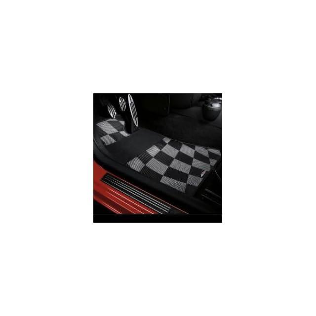 MINI 51 47 0 416 181 John Cooper Works Floor Mat, Set of Two, Rear