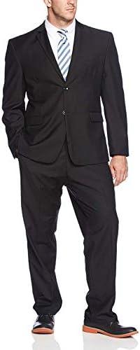メンズ スーツ 上下セット ジャケット ロングパンツ 二つボタン ビジネススーツ シルエット 通気性 保温性 伸縮性 スリムスーツ カジュアル ファッション スマート 大きいサイズ 通勤 卒業式 結婚式 入社式
