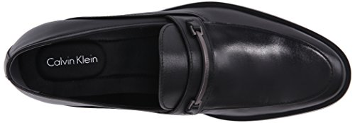 Men's Leather Calvin Black Nordon Loafer Klein 5vUqxH