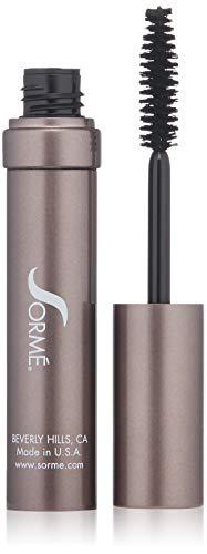 Sorme Cosmetics Ultra-Lash Conditioning Mascara, Black, 0.32 Ounce - Sorme Ultra Lash Mascara