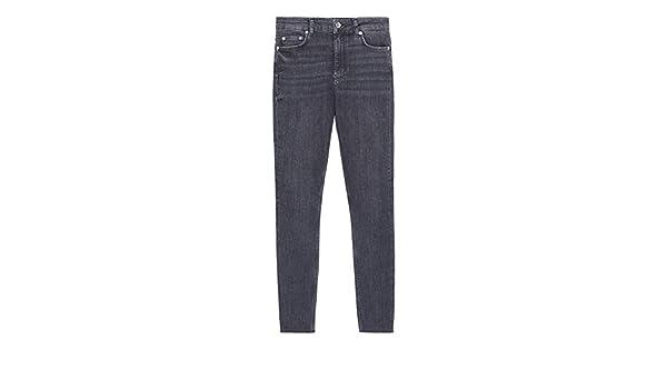 35d9c136 Zara Women Jeans zw Premium midnigth Black 6840/043 at Amazon Women's Jeans  store
