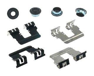 Carlson Quality Brake Parts H5767Q Disc Brake Hardware Kit