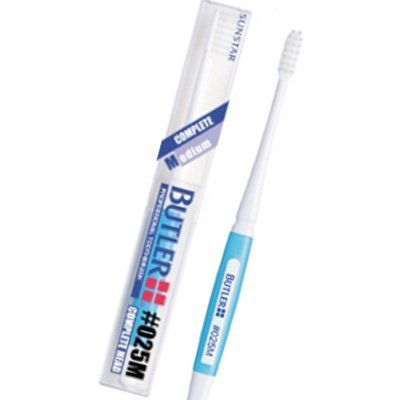 Butler Toothbrush #025M 12 Count by Butler