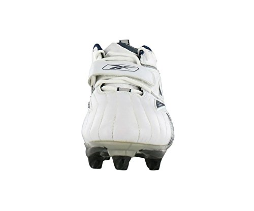 Reebok Mens Nfl Full Blitz D KFS Football Cleat White/Navy tlRrSPK3