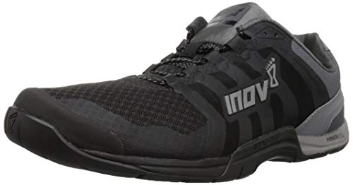 Inov-8 Women's F-LITE 235 V2 Cross Trainer, Black/Grey, 8.5 B US