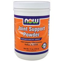 Now Foods JOINT SUPPORT, POWDER, 11 OZ (Pack of 4) (Foods Joint Support)