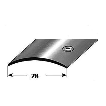 Perfil de transición / Tapajuntas 28 mm, seitlich perforado ...