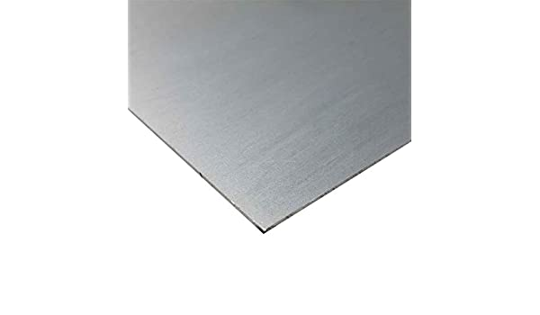 "6061-T6 Aluminum Sheet 0.016/"" x 24/"" x 36/"""