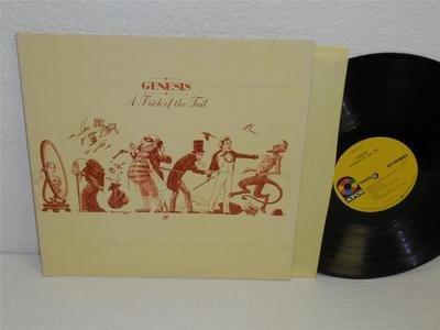Tail Vinyl - GENESIS Trick Of The Tail LP Atco SD 38-101 (1976) gatefold VG+ vinyl album