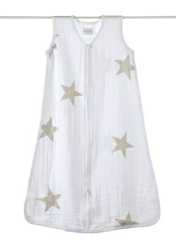 aden + anais Classic Extra-Large Sleeping Bag Super Star Scout Fawn Star (18-24 Months)