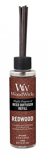 Redwood WoodWick Reed Diffuser Refill - 4 oz. by WoodWick