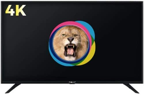 Nevir TV LED NVR-9002-434K2S-SM: BLOCK: Amazon.es: Electrónica