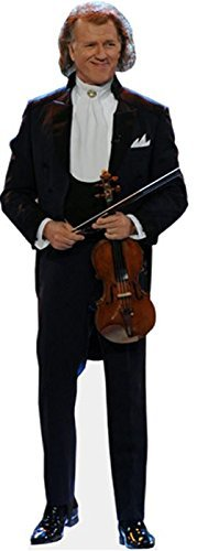 Andre Rieu Life Size Cutout by Celebrity Cutouts by Celebrity Cutouts