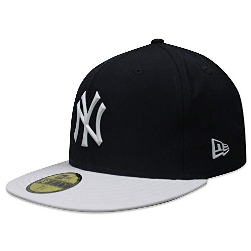 (New York Yankees 2018 On-Field Prolight Batting Practice Fitted Hat - Navy/White)