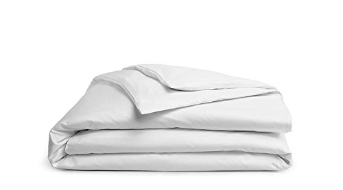 Brooklinen Luxe Duvet Cover - 100% Long Staple Cotton - -