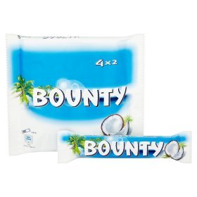 Original Bounty Bar Coconut  Chocolate Pack Imported From The UK England  Milk Chocolate With Coconut Bounty Milk Chocolate Bar