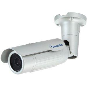 GeoVision GV-BL1210 1.3 Megapixel Network Camera - Color, Monochrome - ?14 - 1280 x 1024 - 3x Optical - CMOS - Cable - Fast Ethernet - GV-BL1210 (Monochrome Network Camera)