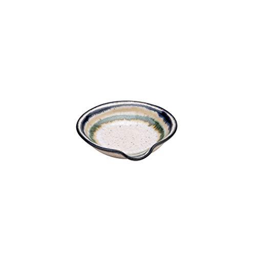 Casafina Sausalito Collection Stoneware Ceramic Spoon Rest 5.25