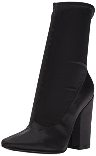KENDALL + KYLIE Womens Hailey Ankle Boot Black 962