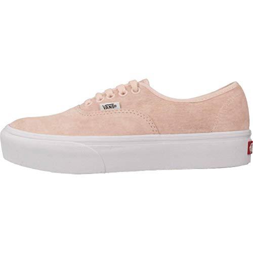 Taglia Donna VANS con Scarpe Platform Authentic Rosa Sneakers VN0A3AV8S3M Piattaforma 40 Basse UHHzpqw