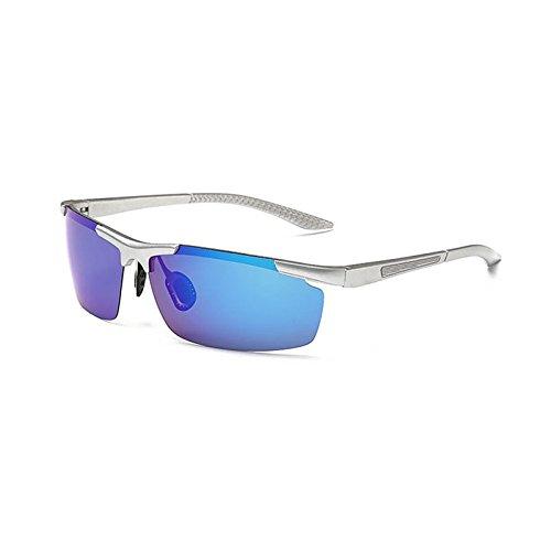 Sol Sol Polarizadas Silverbluewater UV400 Sol Aire Polarizadas Al Para De Gafas Libre Gafas De Del Sol Unisex Polarizadas 1gfwn5q
