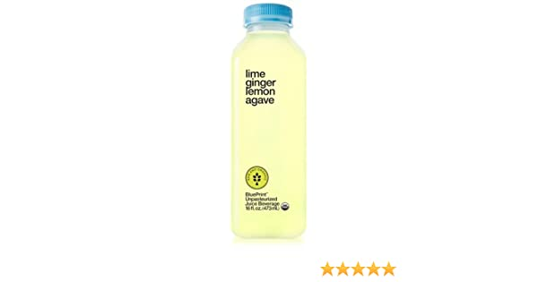Amazon blueprint juice yellow lime ginger lemon agave amazon blueprint juice yellow lime ginger lemon agave juice filtered water organic agave nectar organic lime organic lemon organic ginger 16 malvernweather Choice Image