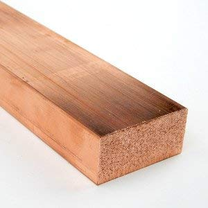 72.0 0.0625 x 1 Copper Rectangle Bar 110-H02