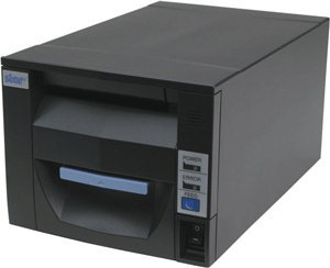 (Star Micronics 37962270 Model FVP-10U Thermal Platform Printer with Cable Cover, Front Exit, USB, 250mm/sec, Auto Cutter, Internal Speaker, Usb Cable, CD, Gray)