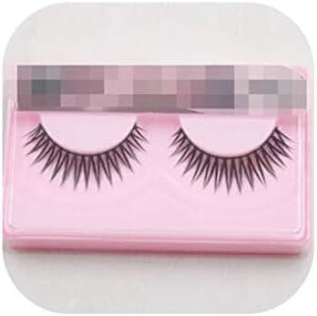 4 pairs natural false long makeup 3d mink lashes eyelash extension mink eyelashes for beauty,1 pair 825