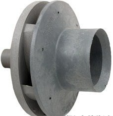 (Waterway Plastics 806105063175 1 HP Hi-Flo Pump Impeller)