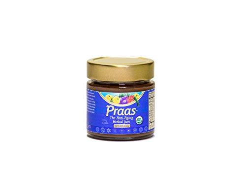 AyurBest Praas / Chyawanprash - 100% USDA Organic Certified Herbal Jam, 9.5 oz Made in USA