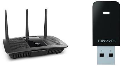 Linksys EA7300 AC1750 Dual-Band Smart Wireless Router MU-MIMO Alexa Max Stream