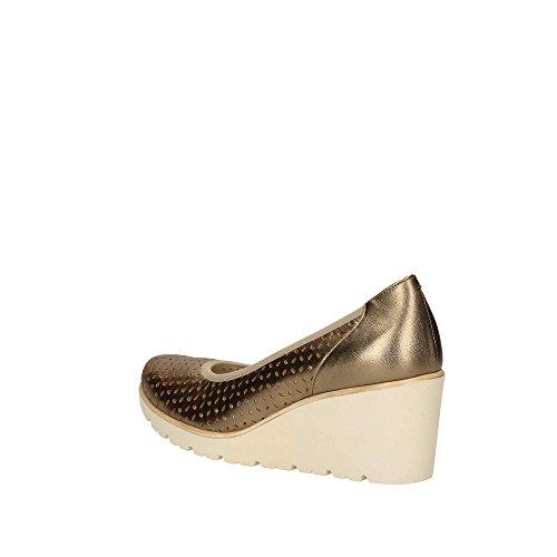 MELLUSO - Zapatillas para Mujer Marrón Bronce 1GOc60V321